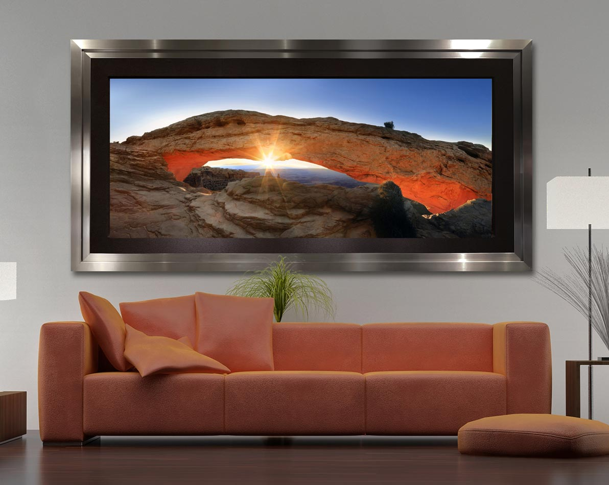 Large format photography for Residential